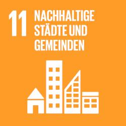 Nachhaltige Städte und Gemeinden - Ziel 11