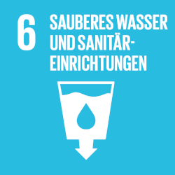Sauberes Wasser und Sanitärversorgung - Ziel 6