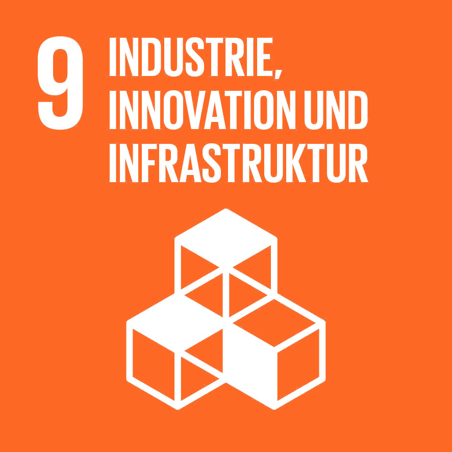 Industrie, Innovationen und Infrastruktur - Ziel 9