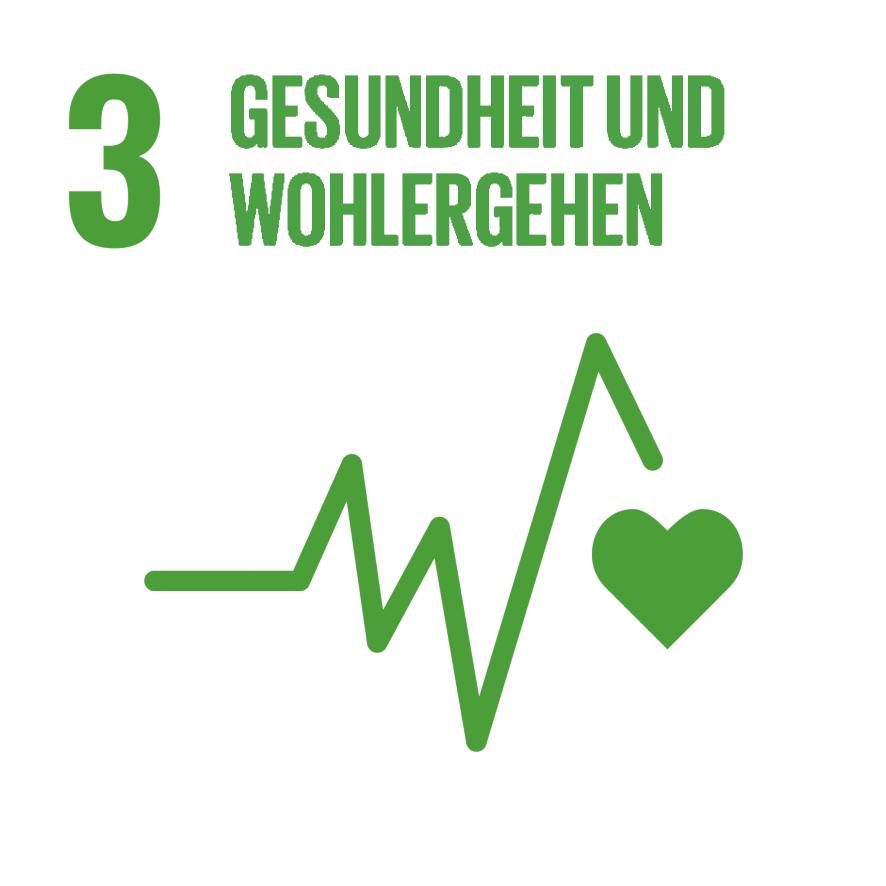 Gesundheit und Wohlergehen - Ziel 3