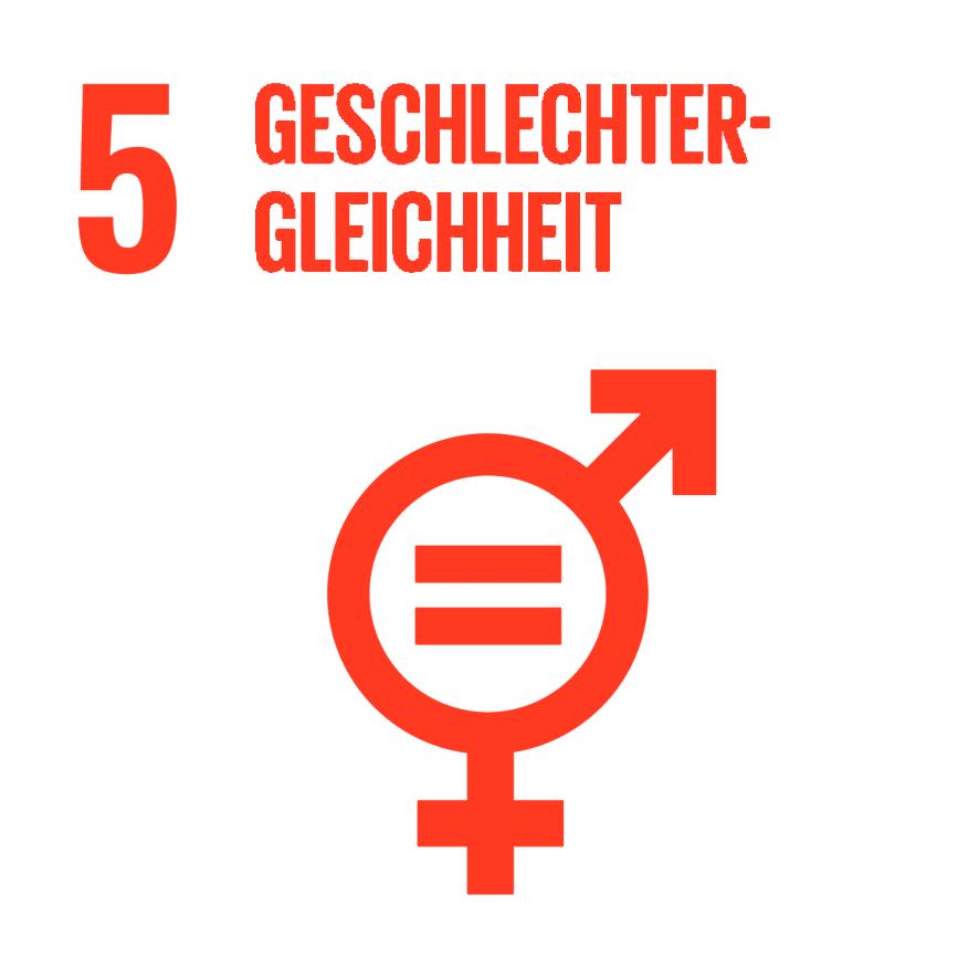 Geschlechtergleichstellung - Ziel 5
