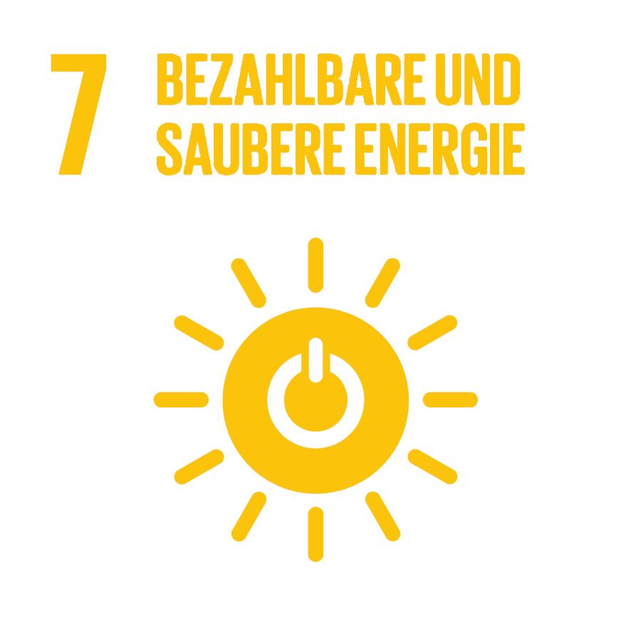 Bezahlbare und saubere Energie - Ziel 7