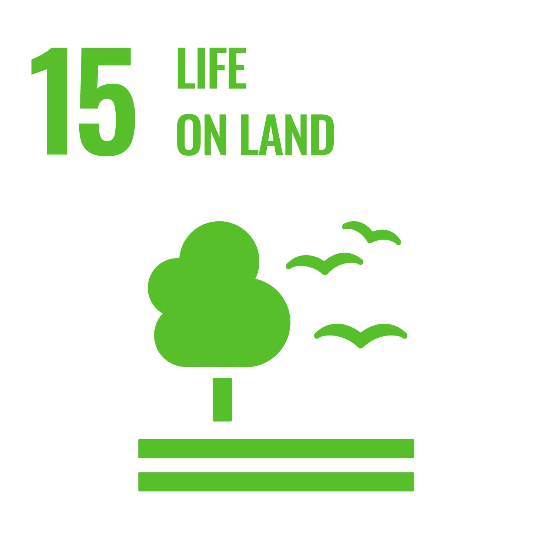 Life on land - Goal 15