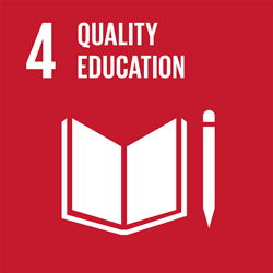 Quality education - Goal 4