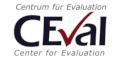 Center for Evaluation